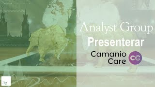 Camanio Care aktieanalys Q4-17