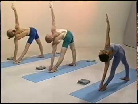 Primary Series Ashtanga with Sri K. Pattabhi Jois