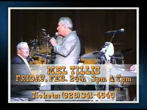 Mel Tillis Concert - The Palms RV Park