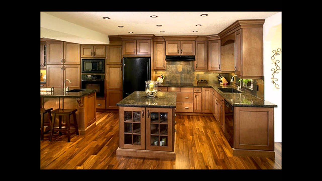 Kitchen remodeling contractors the woodlands tx for Oak kitchen ideas designs