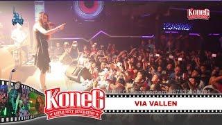 KONEG LIQUID Feat VIA VALLEN - SAYANG 3rd LIVE CONCERT - Liquid Cafe Dangdut Koplo