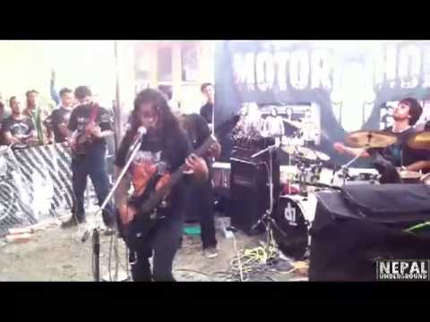 Ugrakarma_karma Chandal Live at Workshop GIG 2013