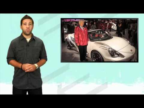 SLS AMG PORN, RWD Toyota Coupe,  Spy Shots BMW 6 Series on Autobahn