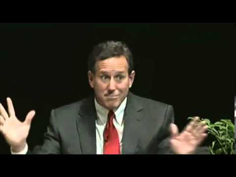How Do You Decide Who to Vote For? Dean-Santorum Cornell Debate.