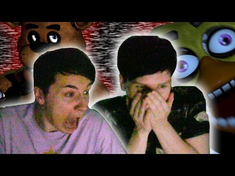 Dan And Phil Play Five Nights At Freddy's video