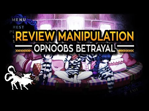 OPNOOBS site guilty of Review Manipulation and betray their writers