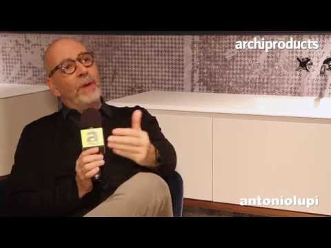 ANTONIO LUPI | Roberto Lazzeroni - iSaloni 2014