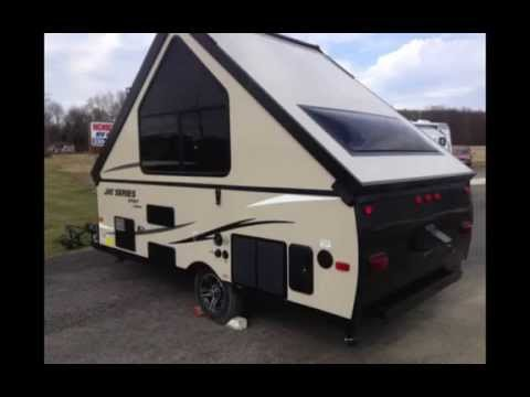 Perfect 2017 Forest River Rockwood A214HW AFrame Camper