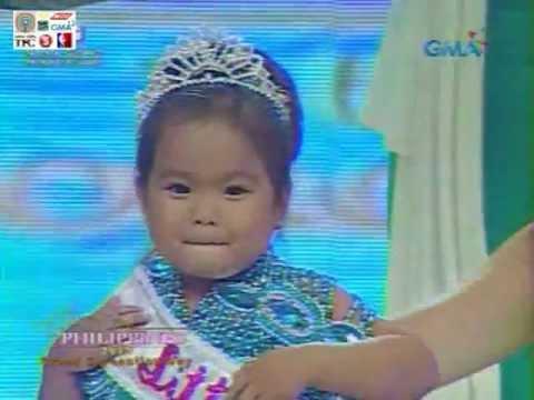Eat Bulaga Little Miss Philippines 2012 - Ryzza Mae Dizon
