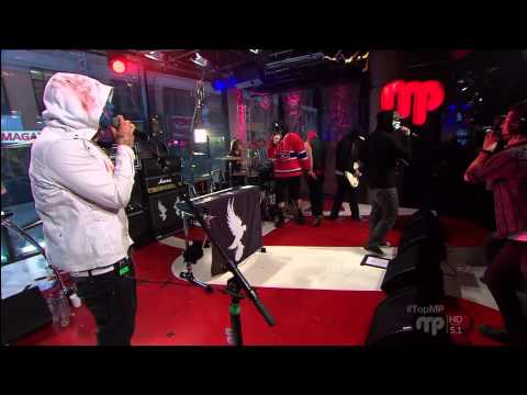 Hollywood Undead - We Are (Live @ MusiquePlus Montreal, 2013)