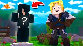 MELHOR ARMADURA DA SERIE!? - Minecraft Infinito #8