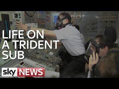 Life On A Trident Submarine