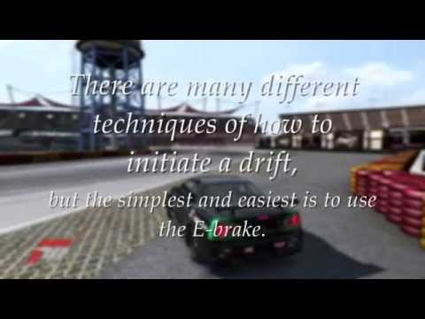 How To Drift On Forza Motorsport 3