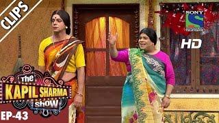 Rinku Devi & Santosh make fun with 'The Vamps' -The Kapil Sharma Show- Ep. 43-17th September 2016