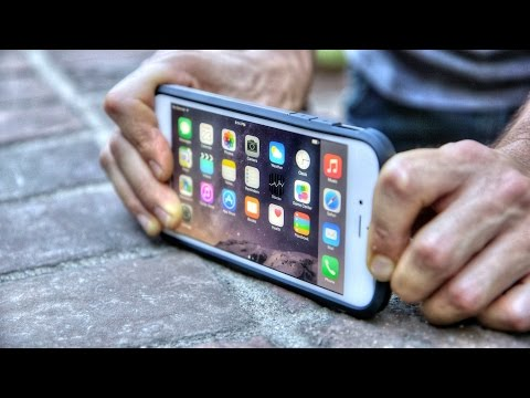 Does the iPhone 6 Plus Bend with a Case?