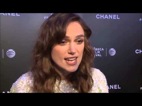 Keira Knightley and Hailee Steinfeld attend Begin Again Closing Night Premiere at TFF 2014