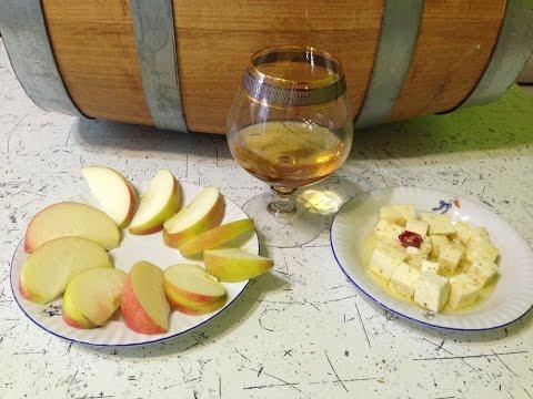 Рецепт кальвадоса в домашних условиях из яблок