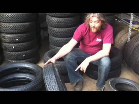 Dunlop Racing Auto Racing Tires on Dunlop Racing Tyres