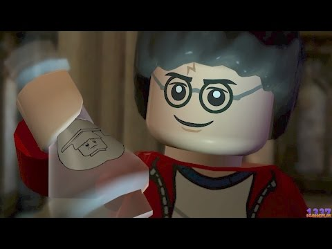 LEGO Harry Potter Years 5-7 - Year 6 - All Cutscenes | The Half-Blood Prince [100%]