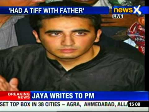 Bilawal Bhutto Zardari leaves Pak after fight with father