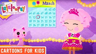 Lalaloopsy - Birthday Preparations | Lalaloopsy Webisode Compilation | Videos For Kids