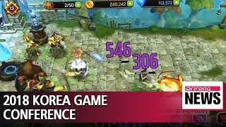 Korea Game Conference shares know-how on how to survive in game development industry