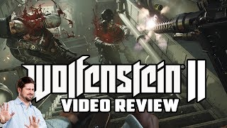 Wolfenstein II: The New Colossus PC Game Review - Gggmanlives