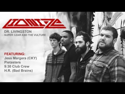 Lionize: Dr. Livingston Music Video