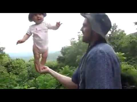 The Incredible Balancing Baby