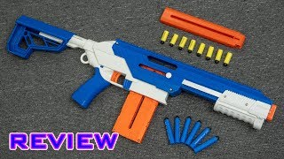 [REVIEW] Jet Blaster CEDA | Pump Action POWERHOUSE!