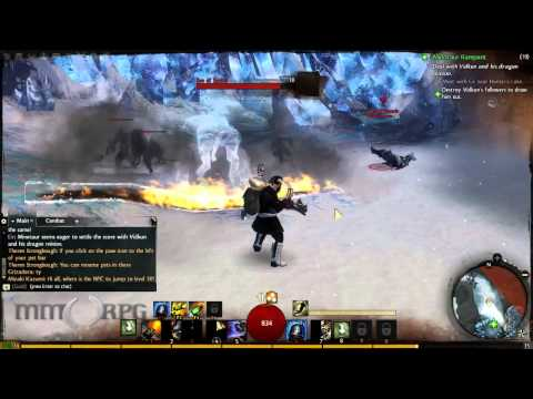 Guild Wars 2: Norn Engineer Gameplay 2