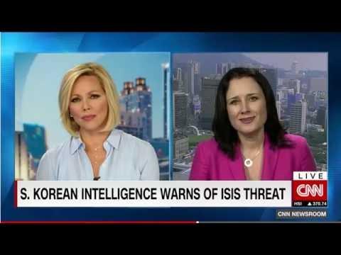 ISLAMIC STATE Threat To U.S. Air Bases, South Korea Intelligence Agency Warns