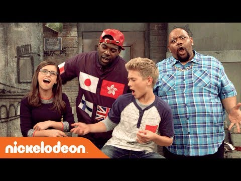 Game Shakers | 'Drop Dat What!' 🎤 Sing-Along | Nick