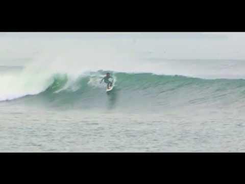2014台風19号 サーフィン湘南 Typhoon 19 Surfing Japan