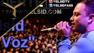 Yelsid - No Soy Tan Fuerte | Vídeo Lyric