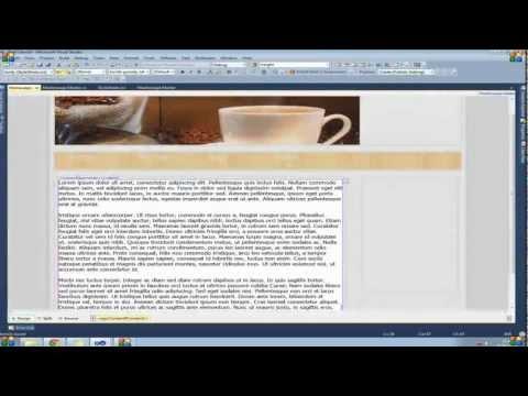 Create a website with ASP.Net - Part 1