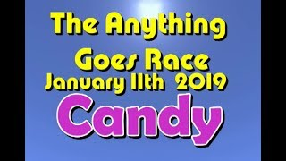 Anything Goes Race 2019  1 11 Candy