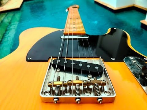 Fender Squier Classic Vibe Telecaster 50's Butterscotch Blonde - Demo