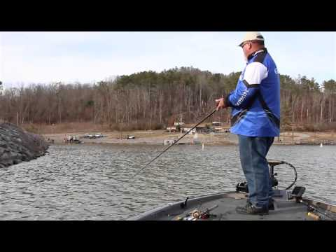 Dion Hibdon Talks Prespawn Bass Fishing with Crankbaits