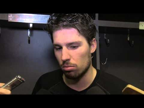 5/23/13 - Post Game - Logan Couture
