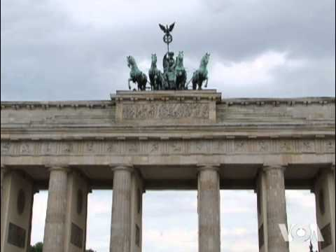 Berlin's Brandenburg Gate: Backdrop to Decades of US-Europe Ties