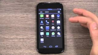 Micromax A100 Unboxing and Hands on - iGyaan Exclusive