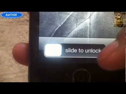 How To Change Slide To Unlock Text Color On iPhone 5/4s/4/3Gs. iPod Touch & iPad Mini iOS 6.1.3/5.1