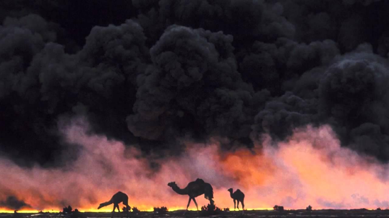 steve mccurry unpacks  u0026 39 camels u0026 39   gulf war  kuwait