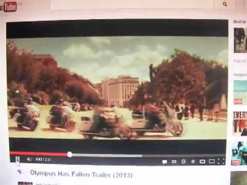 Future Plans For U.s Depicted In olympus Has Fallen video