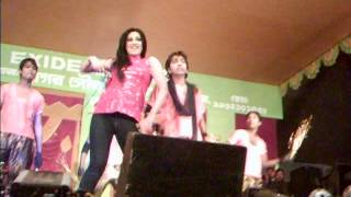 Binoy Bhagat duet perform with sayantika. and my dance troup..AVI