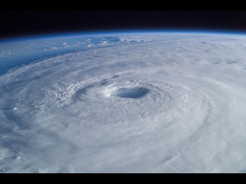 Natural Disasters - Technology On Tropical Cyclone Storms (Hurricane)