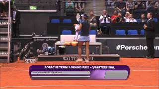 Night Session 26 April 2013 - Porsche Tennis Grand Prix 2013