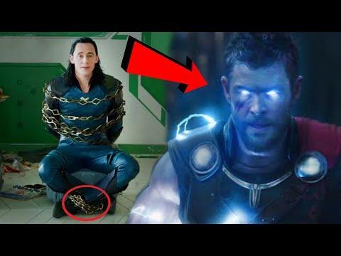 No Viste esto en el Trailer Thor: Ragnarok