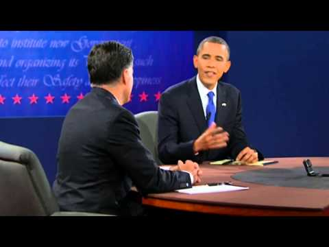 Horses and Bayonets: Barack Obama mocks Mitt Romney over the military during final debate